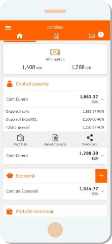 verificare orange phone credit